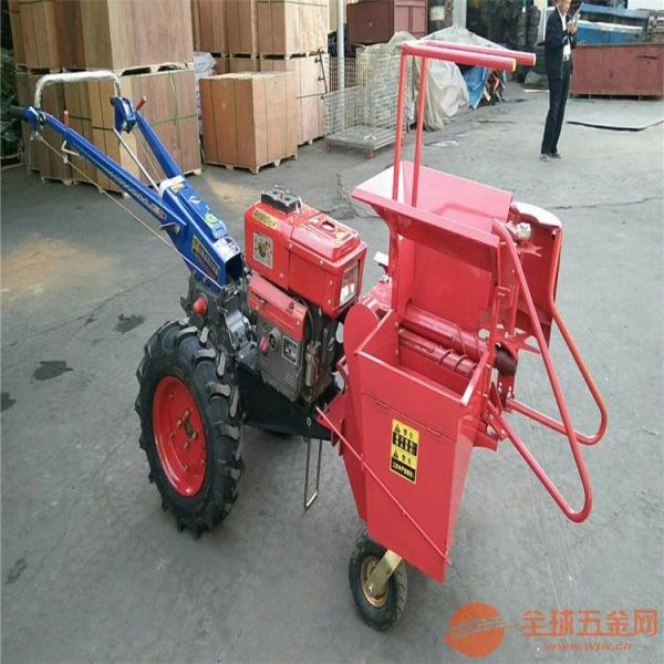荔波县小型手扶玉米收割机