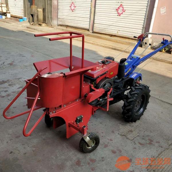 离石区省人工掰玉米机器