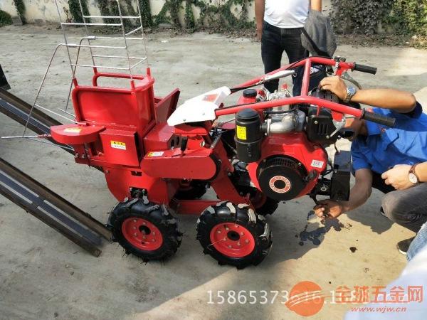 蒲江县 掰玉米的机 农用手扶玉米收获机