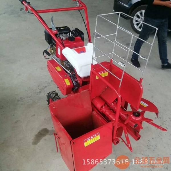 天元区 山地丘陵专用小型玉米苞谷收获机 批发生产小型