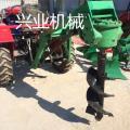 青州市植树用优质挖坑机