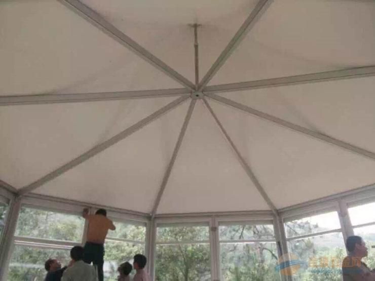 娄底膜结构雨棚安装公司