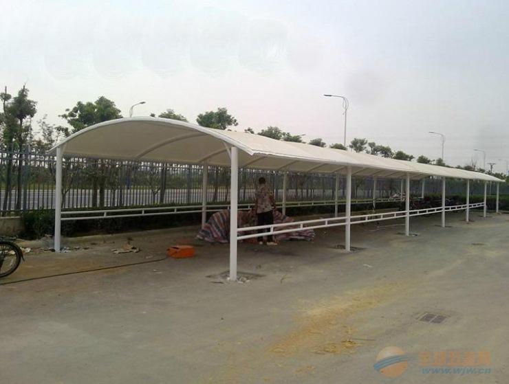 广河县膜结构车棚公司多少钱