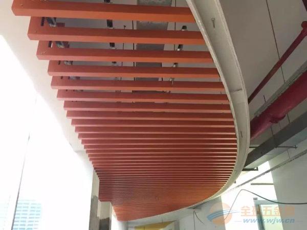 梅州木纹铝方通批发