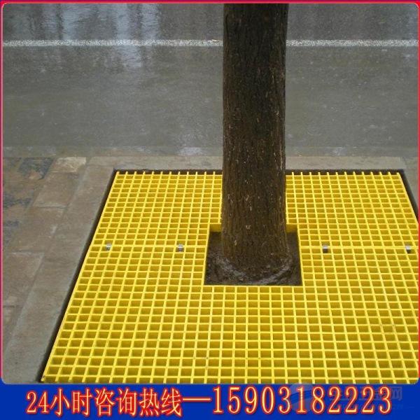 玻璃钢树篦子的设计 15903182223 陈飞 -随州玻璃钢格栅 玻璃钢格栅