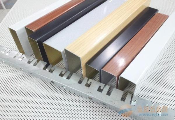 茂名木纹铝方通厂家批发