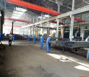 尧福鑫厂房生产车间图片