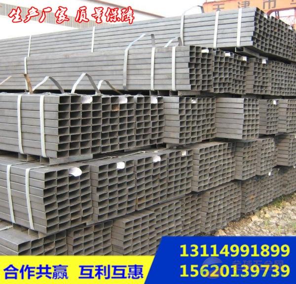天津镀锌带管在线生产中