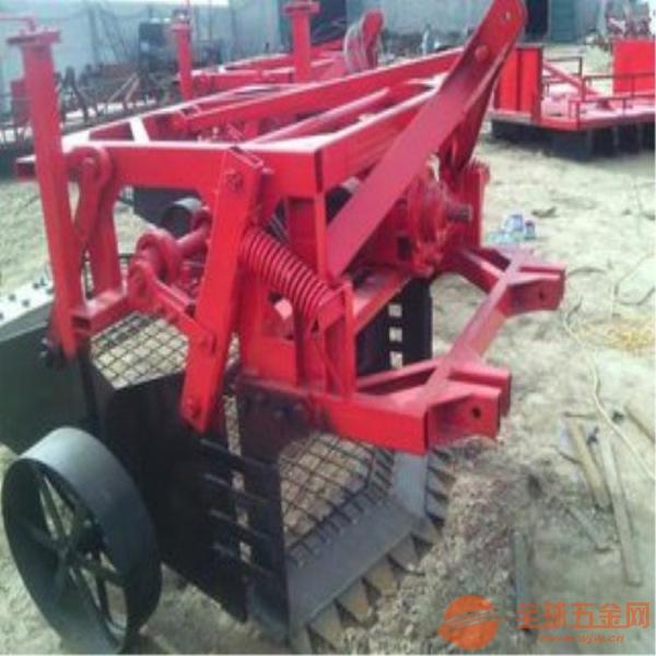 甘草药材挖掘机 油莎豆收获机 麦冬挖掘机生产厂家