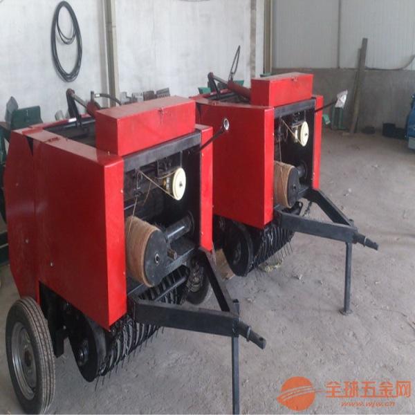 新款水稻秸秆打捆机 行走式秸秆打捆机厂家定做