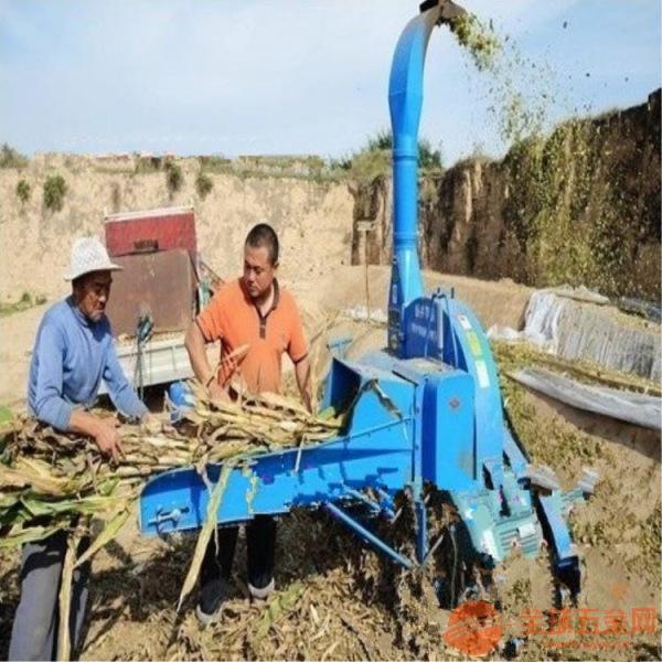 新款大型铡草机 自动铡草机 干草铡草机价格