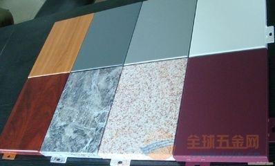赣州氟碳铝单板厂家