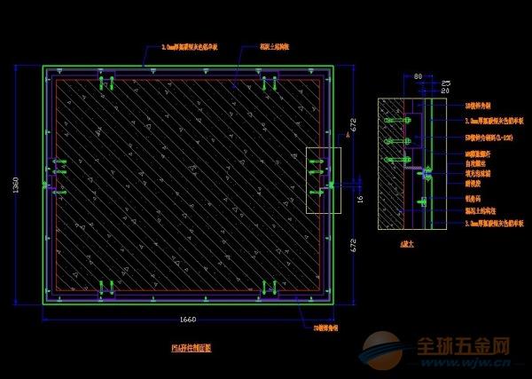 马鞍山氟碳铝单板厂家