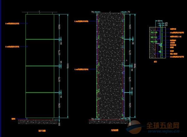 西藏氟碳铝单板价格