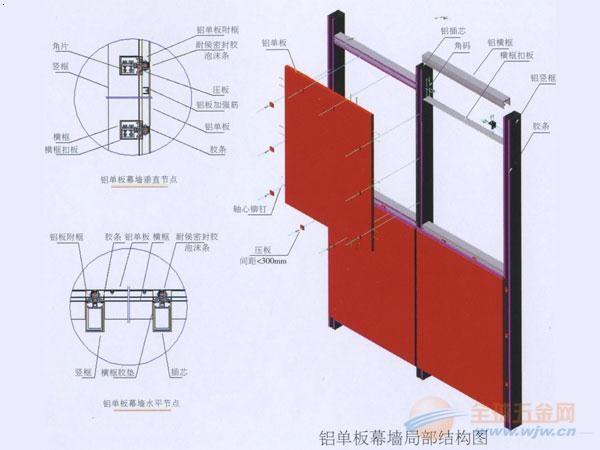 固原氟碳铝单板厂家