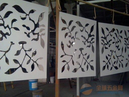 上海铝窗花 多种规格可定做