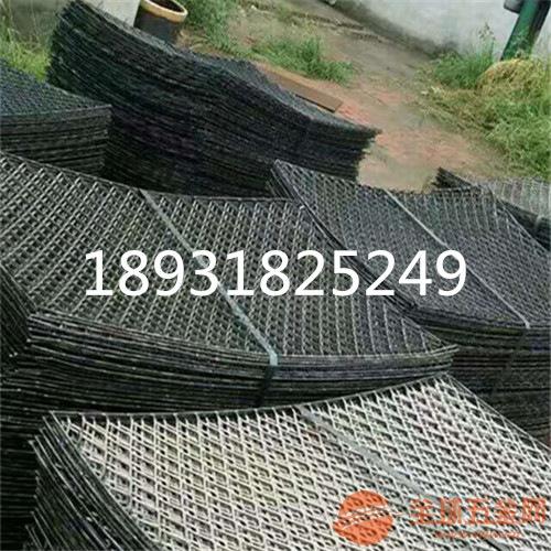 新型阻燃脚手架踩踏板__工地使用钢笆网__南京建筑钢