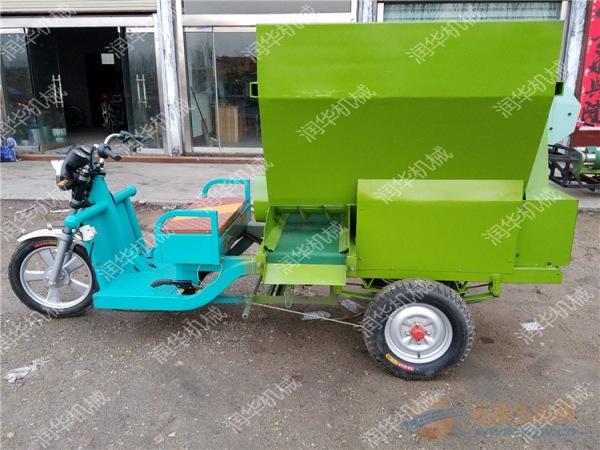 电动撒料车