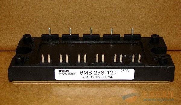 6MBI15S-120富士模块报价