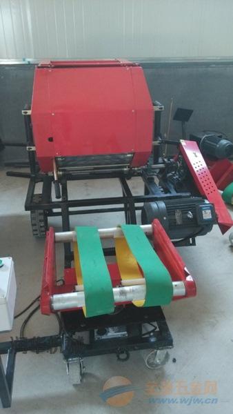 新型打捆薄膜机 青贮打捆包膜机