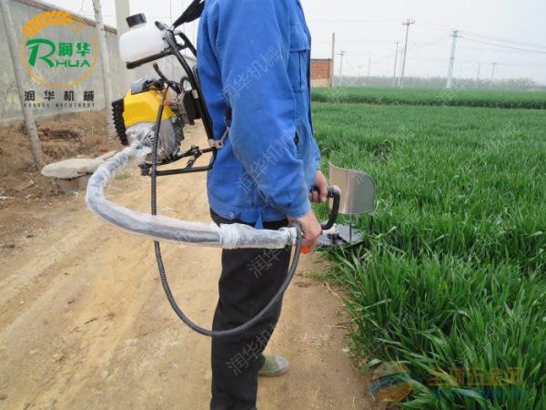 除草旋耕机 园林除草剂 小型农用除草机