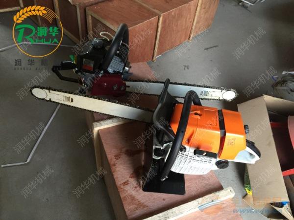 便携式苗木断根机 链锯式挖树机 两冲程挖树机