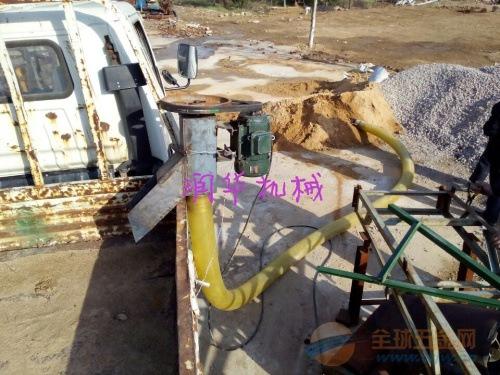 伊犁州吸粮机销售厂家 软管谷物抽粮泵