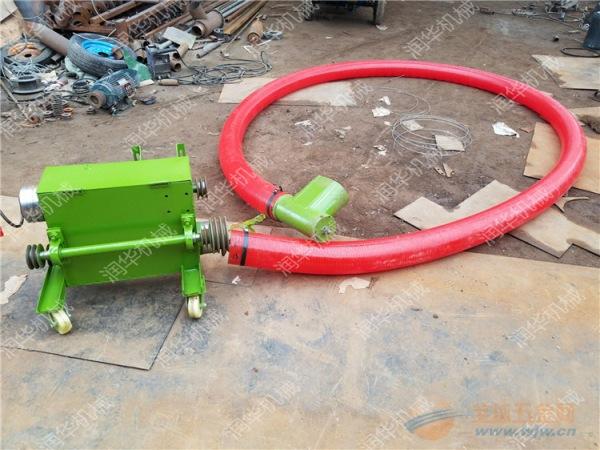 电动装车抽粮机 阿尔山粉末颗粒吸送吸粮机