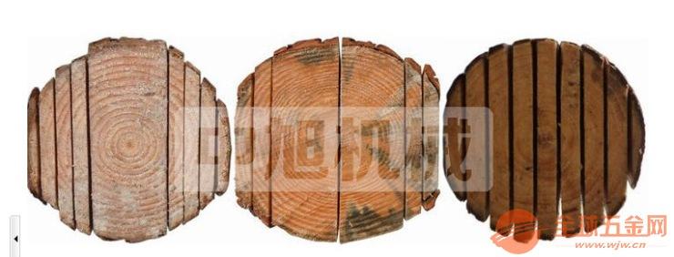 圆木多片锯