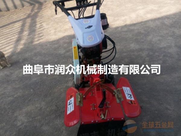 万荣县13马力柴油田园管理机 万荣县水冷开沟培土机