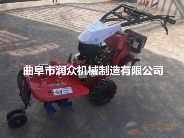 曲阳县多功能果园施肥开沟机