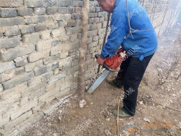 鄂州小型挖树机价格带土球挖树机