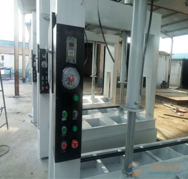 冷压机木工机械 全自动50T液压冷压机 礼县木门平压