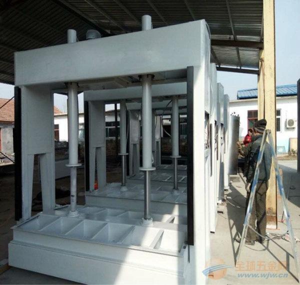 木工机械 木工压板机冷压机50吨两当县冷压机 全自动