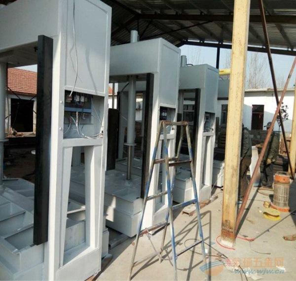 50T胶合板冷压机 徽县木工机械 木工压板机冷压机5