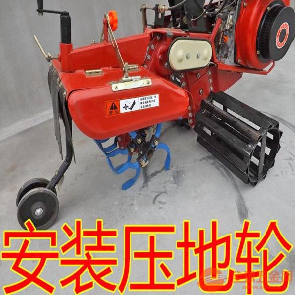 农用12马力手扶拖拉机?厦门田园管理机 大葱开沟培土机