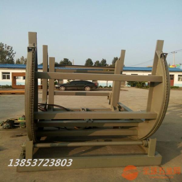 剪式固定升降平台3吨板材翻板机 全自动液压翻板机长沙