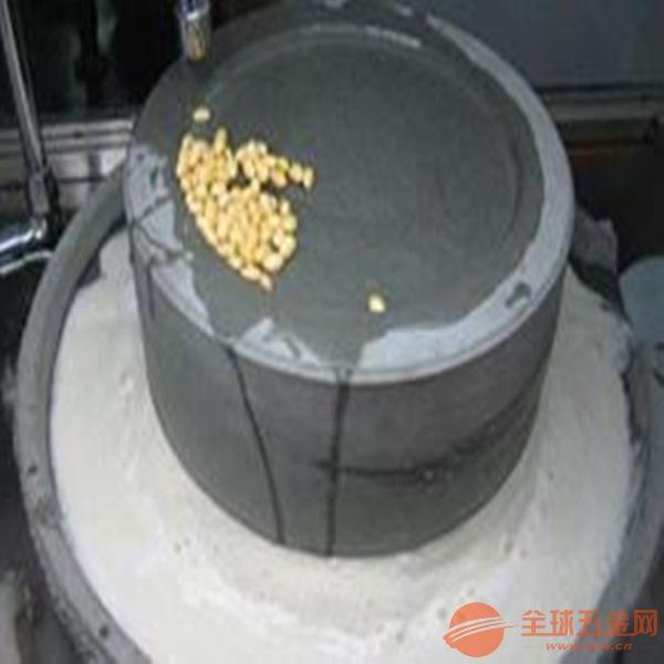供应小型电动豆腐石磨机泉州石磨胜津
