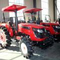 大型四驱拖拉机耕地机报价定州加工厂家轮式四驱拖拉机
