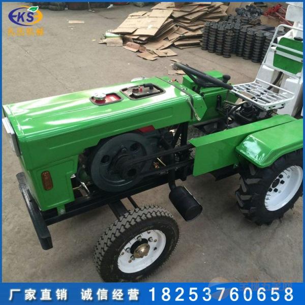 东方红1804多缸拖拉机沈阳轮式旋耕拖拉机农用
