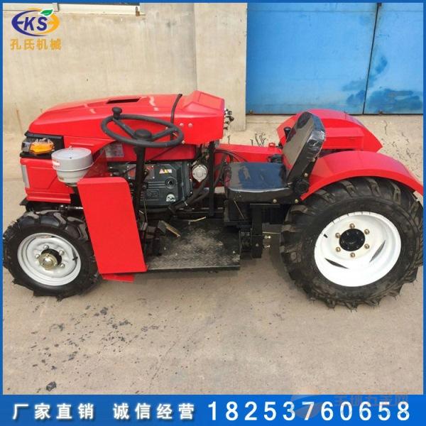 东方红1804多缸拖拉机重庆轮式旋耕拖拉机农用