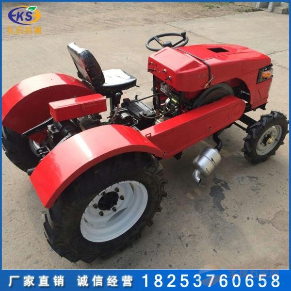 农用554四驱拖拉机武汉东方红1804多缸拖拉机