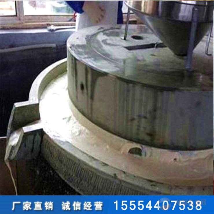 潍坊电动石磨机 小米石磨机 稻谷石磨机厂家批发