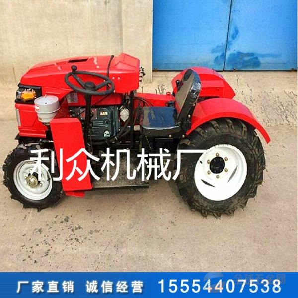 供应多种型号 高品质大棚王拖拉机 大型单缸四驱果园苗圃拖拉机