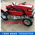 销售双缸四轮低矮型大棚王拖拉机 四驱果园拖拉机