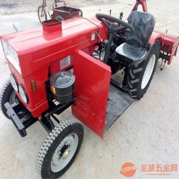 单杠小四轮拖拉机大棚四轮拖拉机合肥
