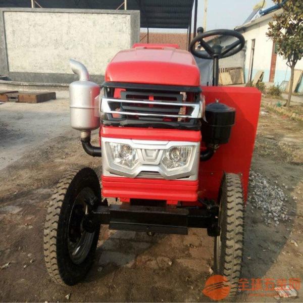 农用多功能拖拉机 四驱多功能超低矮果园管理机械 四轮