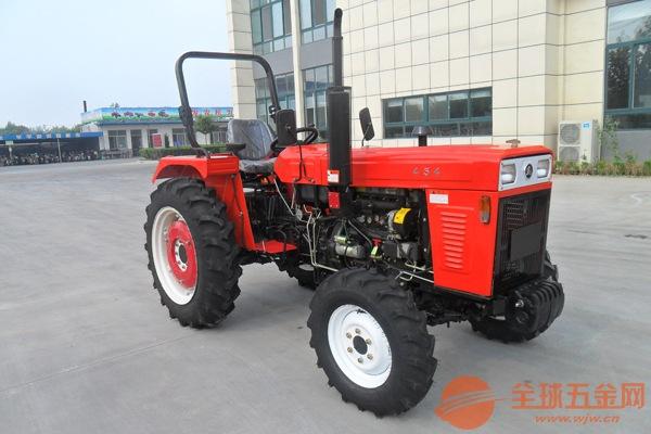 大马力水田旱地耕整拖拉机 多缸四轮东方红拖拉机