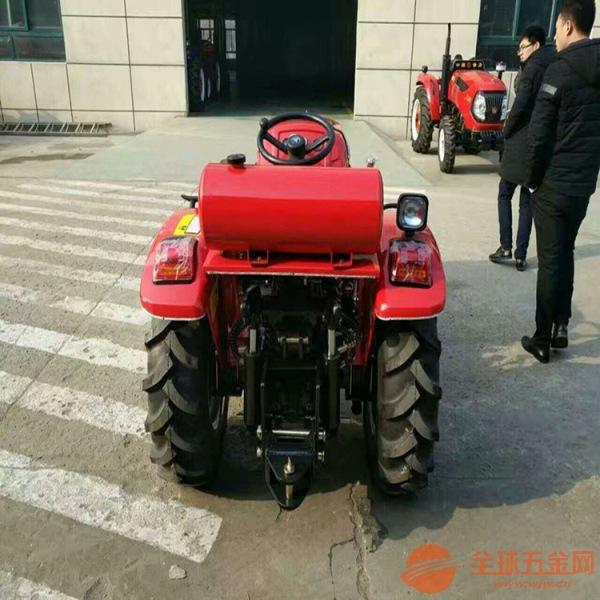 小四轮旋耕机 多功能开沟起垄机 农用四轮小型拖拉机
