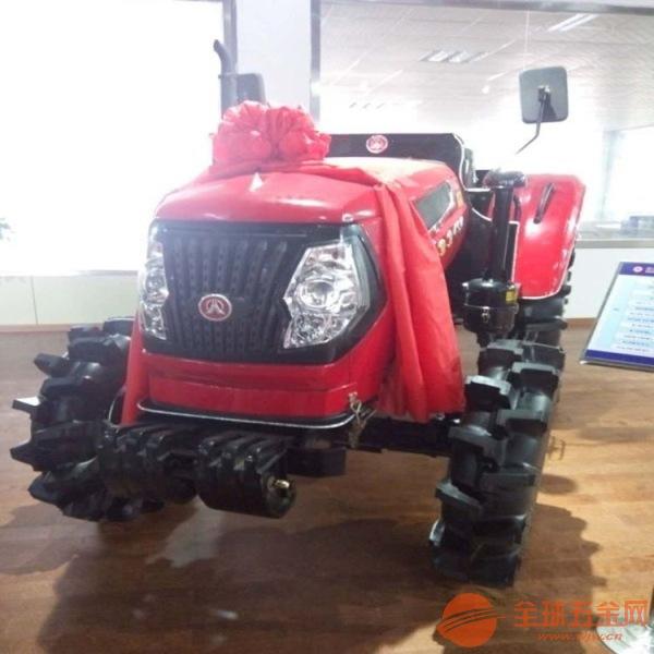 大马力轮式拖拉机 四轮管理机 山地果园管理拖拉机